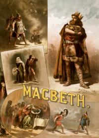 Thomas Keen in Macbeth 1884