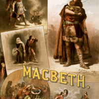 Thomas Keen in Macbeth 1884