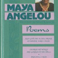 Maya Angelou, Poems