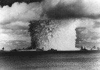 AtombombeAtom Bomb at Baker Crossroads