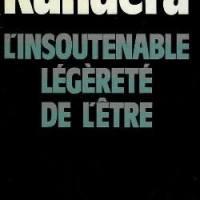 Kundera, l'insoutenable legrete de letre
