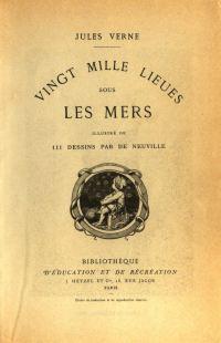 Vingt Mille Lieues, Les Mers