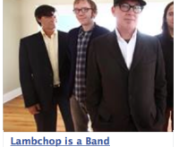 Lambchop is a Band