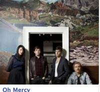 Oh, Mercy