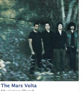 Teh Mars Volta