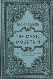 Der Zauberberg, Thomas Mann... The Magic Mountain